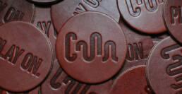 Civic Music Association Coasters